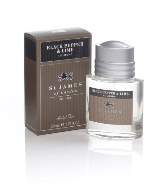 Black Pepper & Lime Cologne