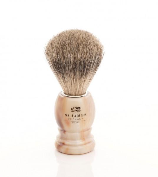 Super Badger Shaving Brush - Tawny