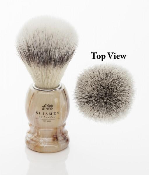 Synthetic Shaving Brush - Tawny