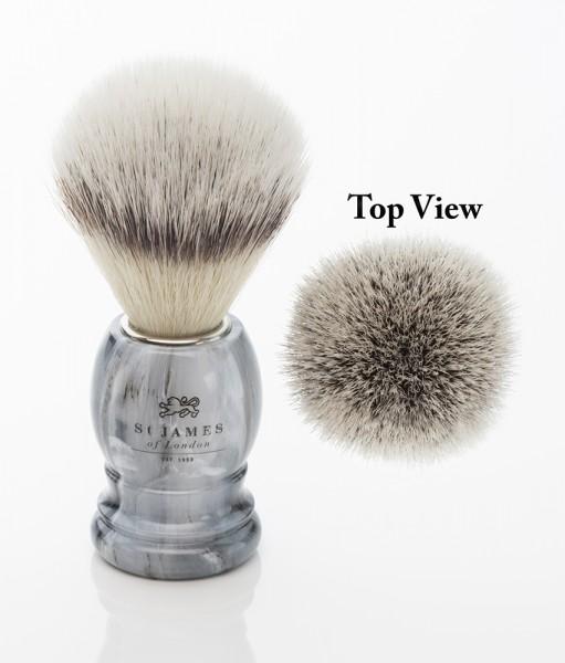 Synthetic Shaving Brush - Castlerock