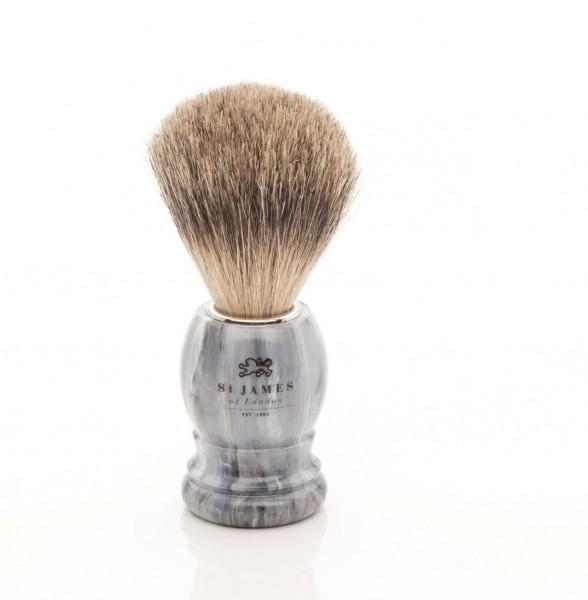 Super Badger Shaving Brush - Castlerock