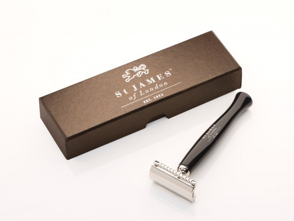 Cheeky B'stard Shaving Razor Safety - Ebony
