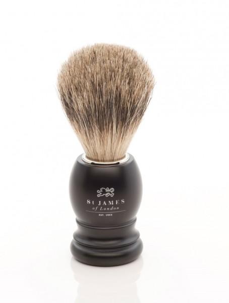 Super Badger Shaving Brush - Ash